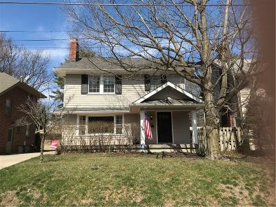 Marion County Single Family Home For Sale: 522 East 56th Street