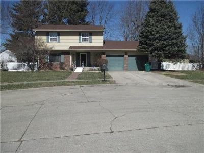 Marion County Single Family Home For Sale: 6902 North Summerfield Drive N