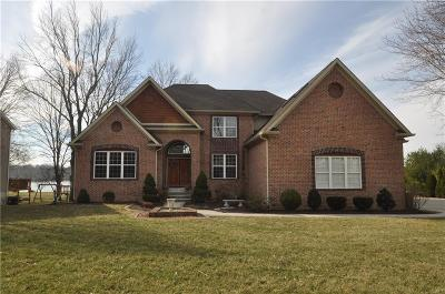 Indianapolis IN Single Family Home For Sale: $599,900