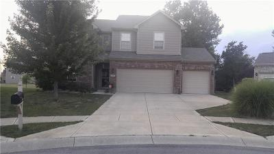 Indianapolis Single Family Home For Sale: 5154 Gray Wood Court