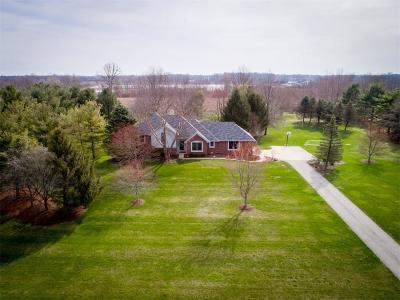 Noblesville Single Family Home For Sale: 20210 James Road