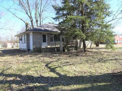 Henry County Single Family Home For Sale: 5486 South Old State Road 103