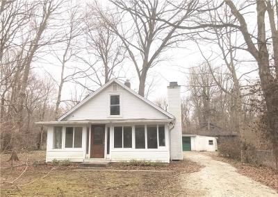 Indianapolis Single Family Home For Sale: 1475 East 75th Street