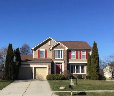 Fishers Single Family Home For Sale: 13681 Conner Knoll Parkway