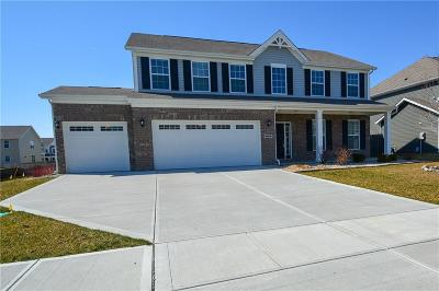 Brownsburg Single Family Home For Sale: 8808 Castleblaney Drive