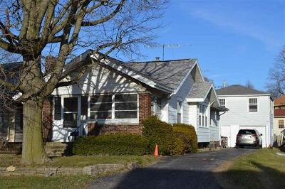 Delaware County Single Family Home For Sale: 1304 North Walnut Street