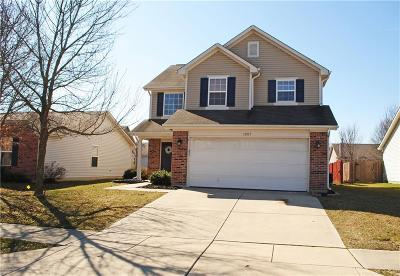 Noblesville Single Family Home For Sale: 11517 Seabiscuit Drive