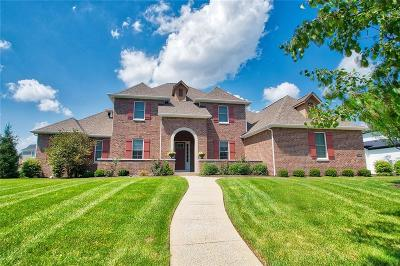 Fishers Single Family Home For Sale: 11346 Talnuck Circle