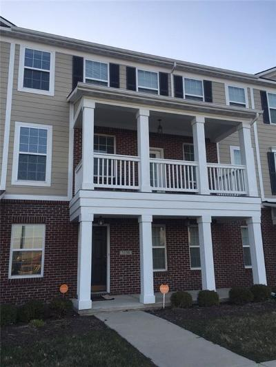 Marion County Condo/Townhouse For Sale: 7150 Marsh Road #3