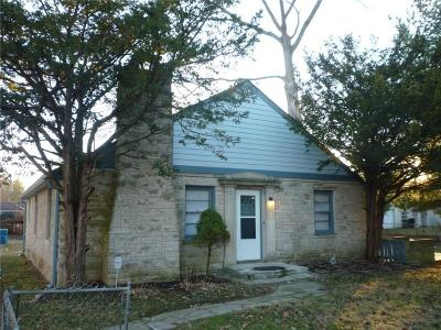 Marion County Single Family Home For Sale: 1591 Ruth Drive
