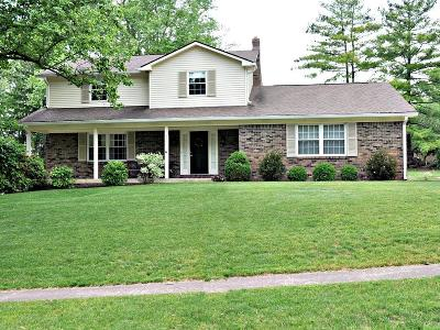 Carmel Single Family Home For Sale: 11824 North Gray Road