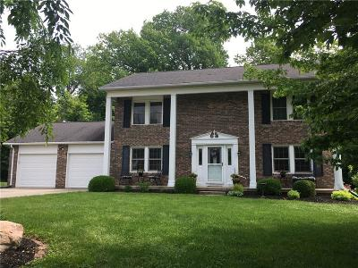 Parke County Single Family Home For Sale: 29 S Meadow Lane