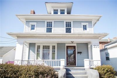 Rushville Single Family Home For Sale: 210 West 1st Street