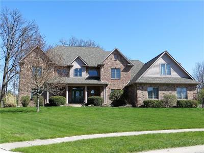 Brownsburg Single Family Home For Sale: 345 Fountain Drive