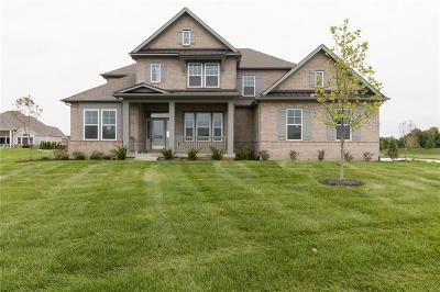 Fortville Single Family Home For Sale: 16292 Spring Bank Court