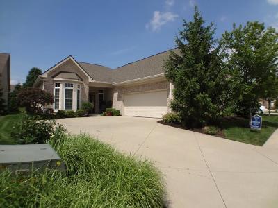 Bridgewater, Bridgewater Club Single Family Home For Sale: 15254 Kampen Circle