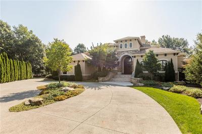 Carmel IN Single Family Home For Sale: $1,975,000