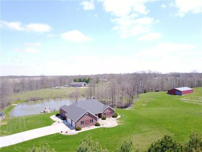 Putnam County Single Family Home For Sale: 940 East County Road 825