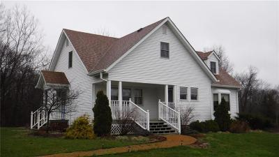 Owen County Single Family Home For Sale: 6412 Jones Road
