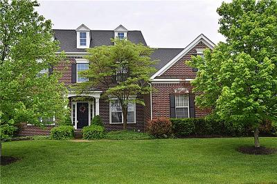 Fishers Single Family Home For Sale: 14115 Farmstead Drive