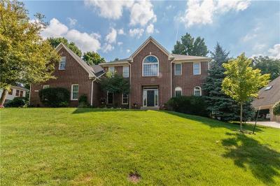 Mc Cordsville, Mccordsville Single Family Home For Sale: 9676 Springstone Road