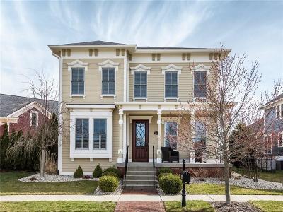 Carmel Single Family Home For Sale: 12995 Chew Street
