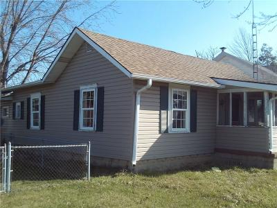 Delaware County Single Family Home For Sale: 1924 West Memorial Drive