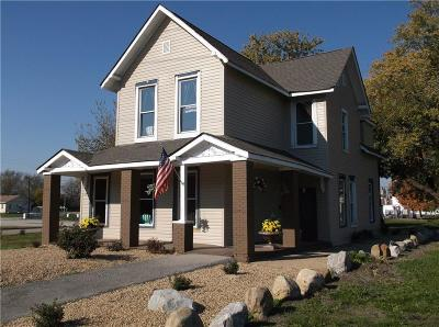 Indianapolis Single Family Home For Sale: 262 West Ray Street
