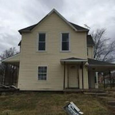 Madison County Single Family Home For Sale: 624 West Adams Street