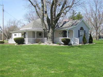 Montgomery County Single Family Home For Sale: 5962 East Us Highway 136