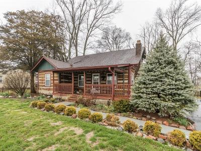 Carmel Single Family Home For Sale: 1710 West Main Street