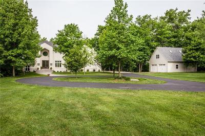 Arcadia, Cicero, Noblesville Single Family Home For Sale: 8 Point Lane