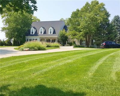 Fishers Single Family Home For Sale: 13746 Cosel Way