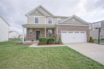 Zionsville Single Family Home For Sale: 6103 Eagles Nest Boulevard