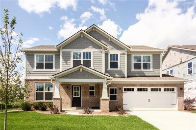 Noblesville Single Family Home For Sale: 10922 Liberation Trace