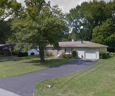 Carmel Single Family Home For Sale: 918 West Auman Drive W