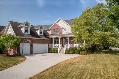 Fishers Single Family Home For Sale: 10051 Wild Turkey Row