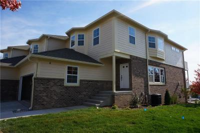 Fishers Condo/Townhouse For Sale: 13743 Seaway Drive