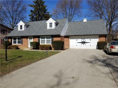 Anderson Single Family Home For Sale: 904 Heritage Lane