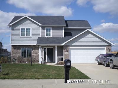 Madison County Single Family Home For Sale: 104 Sunburst Circle