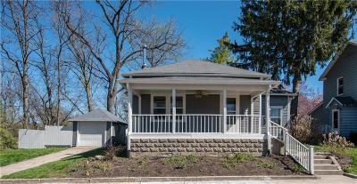 Noblesville Single Family Home For Sale: 824 Wayne Street