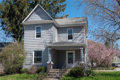 Noblesville Single Family Home For Sale: 838 Wayne Street