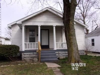 Delaware County Single Family Home For Sale: 2020 South Grant Street