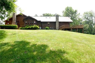 Putnam County Single Family Home For Sale: 8343 North Meridian Line Road