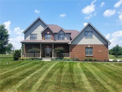 Cicero Single Family Home For Sale: 1130 Bear Cub Drive