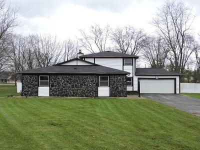 Shelbyville Single Family Home For Sale: 115 West Southwest Court