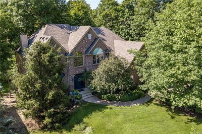 Fishers Single Family Home For Sale: 9817 Springstone Road