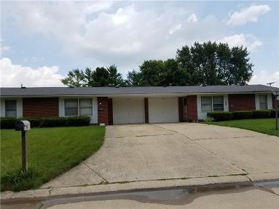 Anderson Multi Family Home For Sale: 4206 Mellen Drive