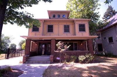Indianapolis Single Family Home For Sale: 2528 North Broadway Avenue