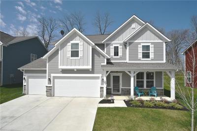 Avon Single Family Home For Sale: 790 Bracknell Drive